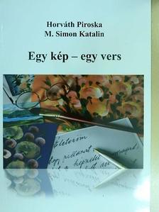 M. Simon Katalin - Egy kép-egy vers [antikvár]