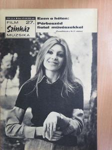 Albert István - Film-Színház-Muzsika 1974. július 6. [antikvár]