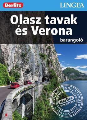 Olasz tavak és Verona - barangoló - Berlitz
