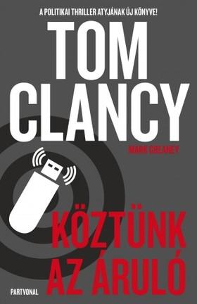 Tom Clancy - Köztünk az áruló [eKönyv: epub, mobi]