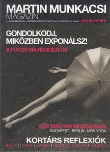 Nagy Gergely - Martin Munkácsi Magazin [antikvár]