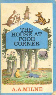 A. A. Milne - The House at Pooh Corner [antikvár]