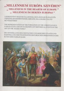 """Hantos László - """"Millennium Európa szívében"""" / """"Millenium in the hearth of Europe""""/""""Millenium im herzen Europas"""" [antikvár]"""