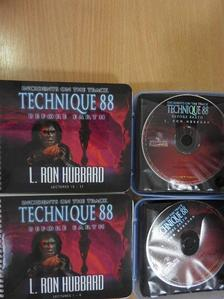 L. Ron Hubbard - Technique 88 - Incidents on the Track Before Earth - 17 CD-vel [antikvár]