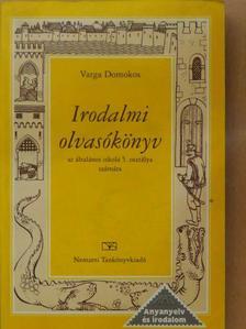 Ady Endre - Irodalmi olvasókönyv 5. [antikvár]