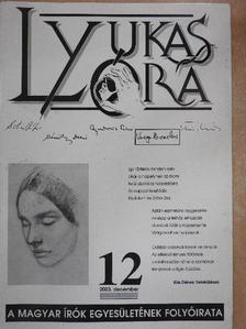 Aletta Vid - Lyukasóra 2003. december [antikvár]