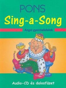SING-A-SONG - AUDIO-CD ÉS DALOSFÜZET