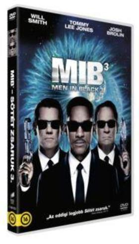 Men in Black - Sötét zsaruk 3. - DVD