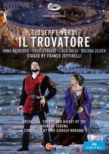 Verdi - IL TROVATORE 2DVD MORANDI