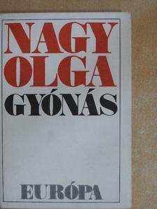 Nagy Olga - Gyónás [antikvár]
