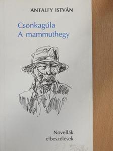 A. Moravia - Csonkagúla/A mammuthegy [antikvár]