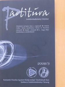 Bánki Éva - Partitúra 2008/3. [antikvár]