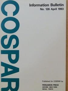 Cospar Information Bulletin No. 126 April 1993 [antikvár]