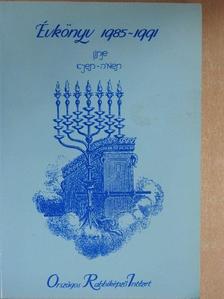 Balassa Iván - Évkönyv 1985-1991 [antikvár]