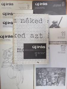 Baranyi Ferenc - Új Írás 1989. (nem teljes évfolyam) [antikvár]