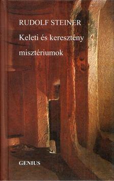 Rudolf Steiner - Keleti és keresztény misztériumok [antikvár]