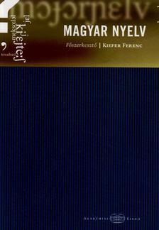 Kiefer Ferenc - Magyar nyelv [antikvár]