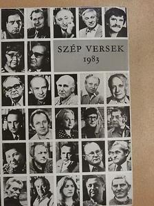 Ágh István - Szép versek 1983 [antikvár]