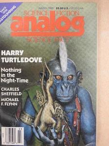 Ben Bova - Analog March 1989 [antikvár]
