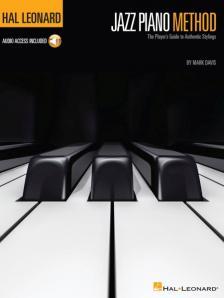 HAL LEONARD JAZZ PIANO METHOD WITH AUDIO ACCESS