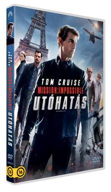 Christopher McQuarri - MM exkluzív: Mission: Impossible - Utóhatás - duplalemezes extra változat (2 DVD