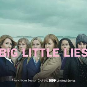 FILMZENE - BIG LITTLE LIES II. - CD