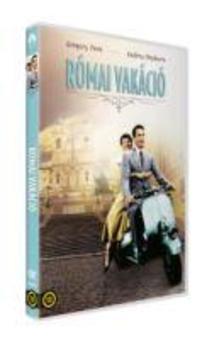 Római vakáció - DVD