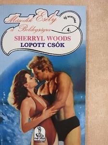 Sherryl Woods - Lopott csók [antikvár]