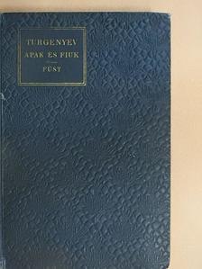 Turgenyev - Apák és fiúk/Füst [antikvár]