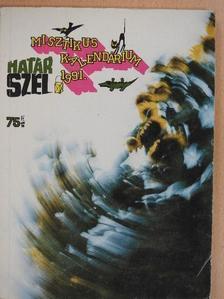 Déry János - Határ-Szél Kalendárium 1991. [antikvár]