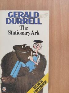 Gerald Durrell - The Stationary Ark [antikvár]
