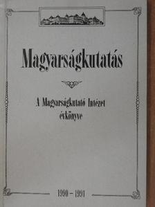 Arday Lajos - Magyarságkutatás 1990-1991 [antikvár]