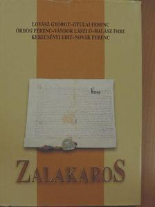 Gyulai Ferenc - Zalakaros [antikvár]