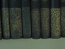 """Björnson Björnstjerne - """"41 kötet a Klasszikus Regénytár sorozatból (nem teljes sorozat)"""" [antikvár]"""