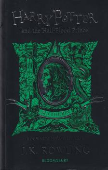 J. K. Rowling - HARRY POTTER AND THE HALF-BLOOD PRINCE - SLYTHERIN