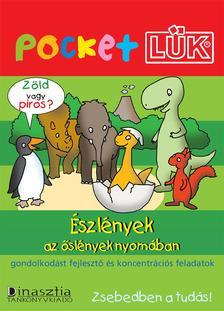 Észlények az őslények nyomában - PocketLÜK (ALAPLAPPAL)