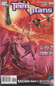 Henderson, Felicia D., Luis, José - Teen Titans 84. [antikvár]