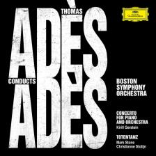 THOMAS ADÉS - CONCERTO FOR PIANO AND ORCHESTRA CD THOMAS ADÉS