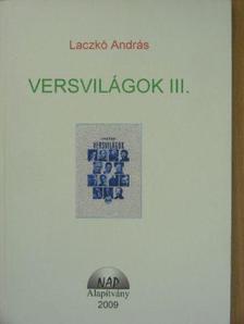 Bárányi Ferenc - Versvilágok III. [antikvár]