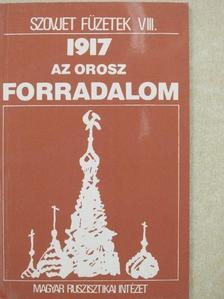 A. Buzgalin - 1917 - az orosz forradalom [antikvár]