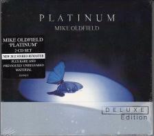 Mike Oldfield - PLATINUM 2CD MIKE OLDFIELD