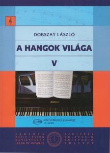 DOBSZAY - A HANGOK VILÁGA V ANTIKVÁR