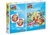Clementoni Puzzle 60 Disney Mickey + Memóriajáték