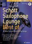 SCHOTT SAXOPHONE LOUNGE BEST OF, TENOR SAXOPHONE + ONLINE MATERIAL AUDIO (DIRKO JUCHEM)