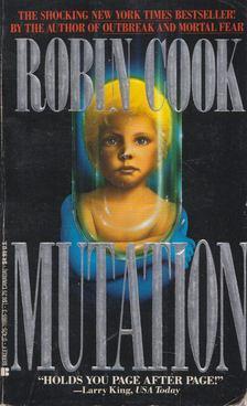Robin Cook - Mutation [antikvár]
