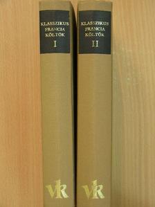 Alfred de Musset - Klasszikus francia költők I-II. [antikvár]