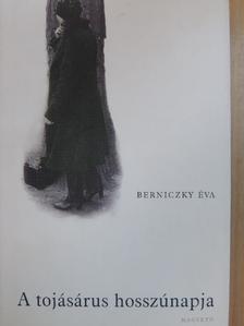 Berniczky Éva - A tojásárus hosszúnapja [antikvár]