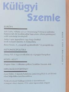 Arday Lajos - Külügyi Szemle 2003/3. [antikvár]
