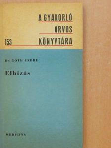 Dr. Góth Endre - Elhízás [antikvár]