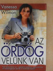 Vanessa Wilmon - Az ördög velünk van [antikvár]